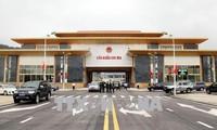 Vietnam, China open new border gate pair