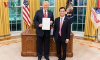 US President praises development of Vietnam-US ties