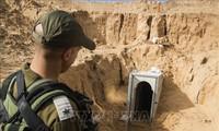 Israel destroys Gaza Tunnel built by Hamas