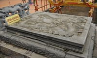 17th century King's stone bed recognized as national treasure