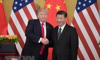 US, China seek to ease trade war