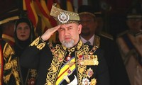Sultan Muhammad V steps down as Malaysia's King