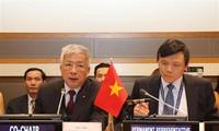 Vietnam calls for more international support in war consequence settlement