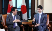 Canadian, Japanese leaders tout benefits of the CPTPP