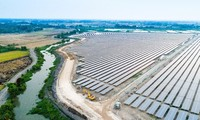 Central region's largest solar power plant to be put into operation