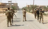 Iraqi forces launch major offensive to hunt down IS militants