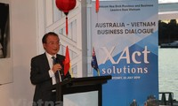 Vietnamese businesses promote investment cooperation in Australia