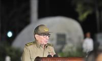Cuba decries US's Castro ban at United Nations