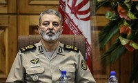 Unidentified drone downed by Iran's missile system
