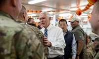 US Vice President makes surprise trip to Iraq