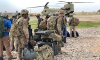 US forces withdraw from Kirkuk, Iraq