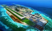 Philippine government urged to protest new Chinese districts in East Sea