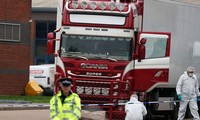 Thirteen people charged in France over Essex lorry deaths