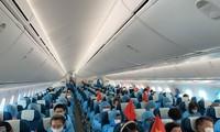 540 Vietnamese citizens repatriated from overseas