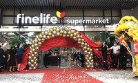 Finelife high-end supermarket opens in HCM city, sells over 17,000 organic, imported items
