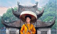 Actress wins award at 2021 Paris International Film Festival