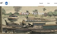 Digital library traces Vietnam-France cultural, historical interaction