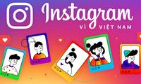 "Facebook launches ""Instagram for Vietnam"" campaign"