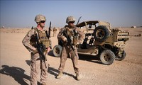 US withdraws all troops out of  Afghanistan
