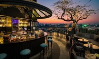 Hanoi has four hotels with rooftops listed in world's Top 25