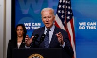 Biden outlines plan to quickly share 25 mln COVID-19 vaccines with world