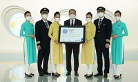 Vietnam Airlines receives highest COVID-19 airline safety rating