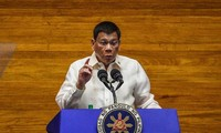 Philippine President fully restores key troop pact with US