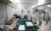 'Made-in-Vietnam' satellite completes final test in Japan