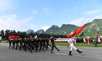 Army Games 2021 competition opens in Vietnam