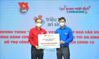 """PM welcomes youth union's """"one million welfare bags"""" programme"""