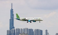 Bamboo Airways to resume domestic flights from October 10