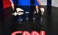 President Biden's approval rating drops