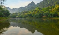 Cuc Phuong named Asia's leading national park