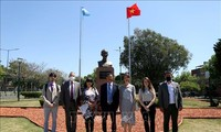 Buenos Aires honors President Ho Chi Minh