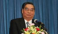 ท่านLê Hồng Anh สมาชิกกรมการเมืองและสมาชิกประจำคณะเลขาธิการกลางพรรค