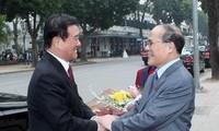 ประธานรัฐสภาสาธารณรัฐเกาหลีเสร็จสิ้นการเยือนเวียดนาม