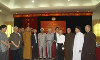 ประธานประเทศร่วมการประชุมแสดงความคิดเห็นต่อร่างรัฐธรรมนูญปี๑๙๙๒ฉบับแก้ไข