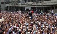 ความชะงักงันในอียิปต์ได้รับการแก้ไข