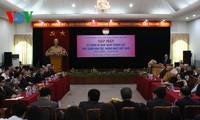ชุมนุมรำลึกครบรอบ๘๓ปี วันจัดตั้งแนวร่วมประชาชาติเอกภาพเวียดนาม