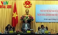 เวียดนามจะจัดการประชุมสมัชชาใหญ่สหภาพรัฐสภาโลกครั้งที่๑๓๒ให้เป็นผลสำเร็จ