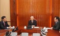 เวียดนามและจีนจะผลักดันความสัมพันธ์ระหว่างสองประเทศต่อไปในเวลาข้างหน้า