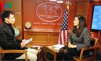 สหรัฐรับรู้ความก้าวหน้าด้านสิทธิมนุษยชนในเวียดนาม