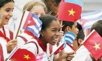 ข้อตกลงเกี่ยวกับความร่วมมือ มิตรภาพระหว่างเวียดนามกับคิวบา
