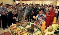 เทศกาลปีใหม่ลาว ไทย กัมพูชาและพม่า
