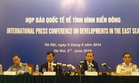 สื่อต่างประเทศให้ความสนใจเป็นพิเศษต่อสถานการณ์ในทะเลตะวันออก