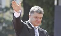 ผู้นำยูเครน รัสเซียและเยอรมนีหารือถึงแผนการฟื้นฟูสันติภาพในภาคตะวันออกยูเครน