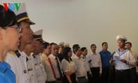 ผู้บัญชาการและทหารมีความตั้งใจที่จะพิทักษ์รักษาอธิปไตยเหนือน่านน้ำและเกาะแก่งของปิตุภู