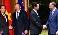 นายกรัฐมนตรีเวียดนามเสร็จสิ้นการเยือนนิวซีแลนด์และออสเตรเลีย