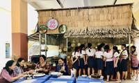 Мастер-класс по приготовлению традиционных пирогов Южного Вьетнама