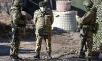 Азербайджан и Турция направили военных в Агдам